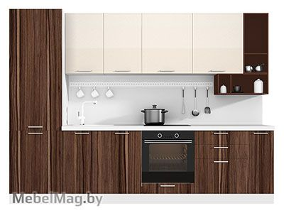 Кухня Pratico 3000 VKS227
