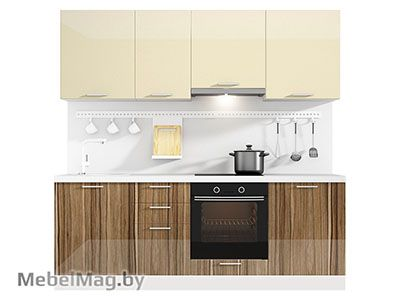 Кухня Lacatto 2250 VKS072