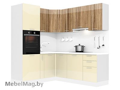 Кухня Lacatto 1800х2100 VKS302