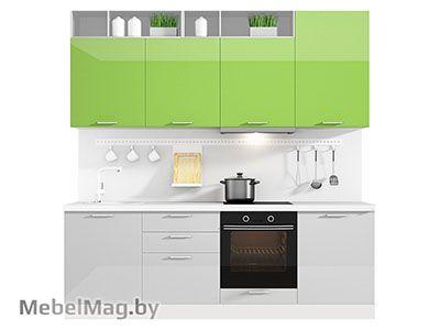 Кухня Brillo 2400 VKS106