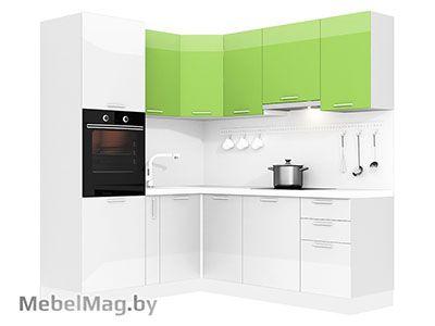 Кухня Brillo 1800х2100 VKS293