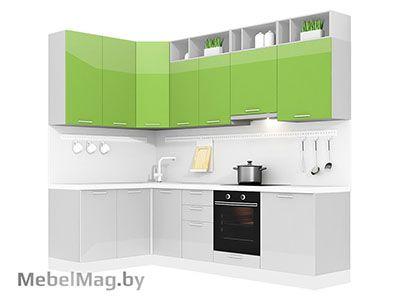 Кухня Brillo 1500х2700 VKS250