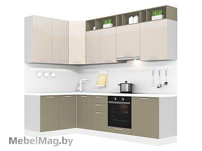 Кухня Brillo 1500х2700 VKS246