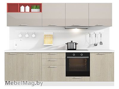 Кухня Brillo 2700 VKS151