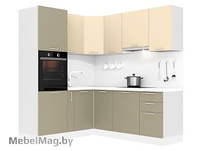 Кухня Colore 1800х2100 VKS298