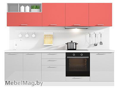 Кухня Colore 2700 VKS155