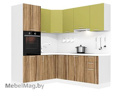 Кухня Colore 1800х2100 VKS295