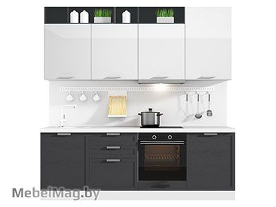 Кухня Bello 2400 VKS098