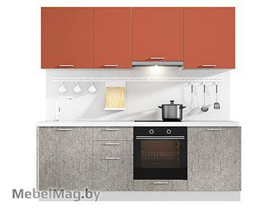 Кухня Plastica 2250 VKS081