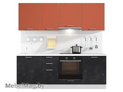 Кухня Plastica 2250 VKS080