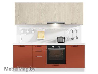 Кухня Plastica 2250 VKS078