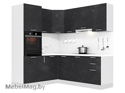 Кухня Plastica 1800x2100 VKS307