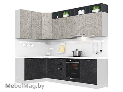 Кухня Plastica 1500x2700 VKS266