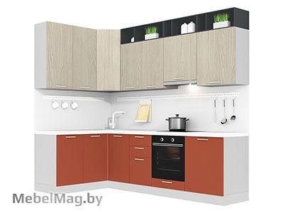 Кухня Plastica 1500x2700 VKS265