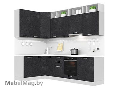 Кухня Plastica 1500x2700 VKS264