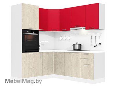 Кухня Pratico 1800х2100 VKS316
