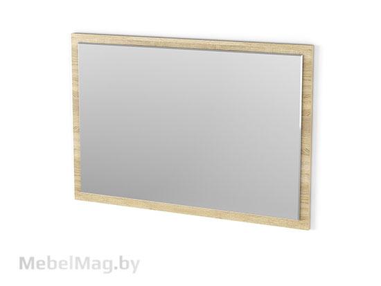 Зеркало Дуб сонома - Коллекция Лагуна 2