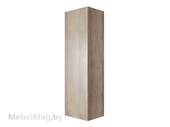 Шкаф навесной вертикальный 400 Каньон св. - Коллекция Ницца