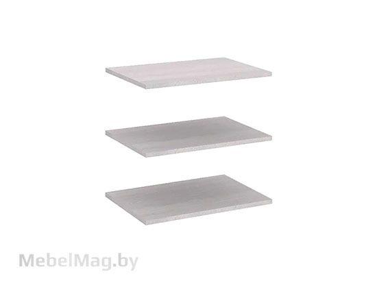 Комплект полок для шкафа двухстворчатого - Модульная система Николь 1