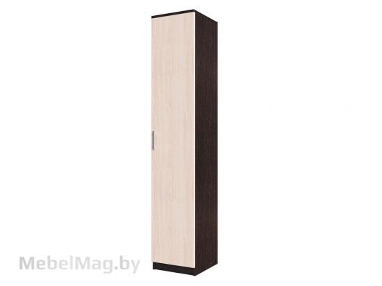Пенал Дуб Венге/ Дуб Млечный - Коллекция Гамма 16
