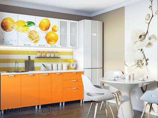 Кухня Фрукты Апельсин 1.8