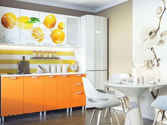 Кухня Фрукты Апельсин 2.0