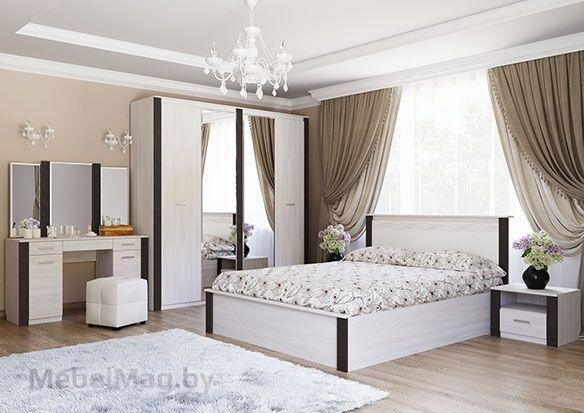 Спальня Гамма 20 - набор 4