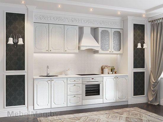 Кухня Классика Сосна белая 720