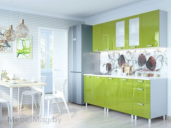 Кухня Модерн Олива - набор 1