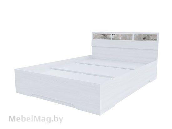 Кровать 1,4*2,0 Ясень Анкор светлый - Модульная система Николь 1