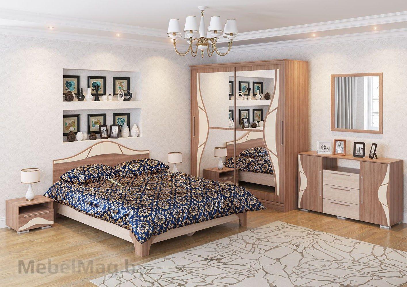 Спальня Лагуна 5 - Шимо