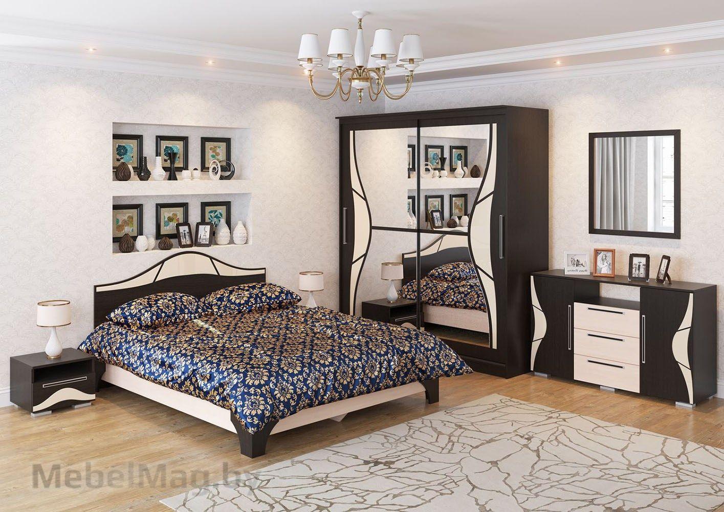 Спальня Лагуна 5 - Венге