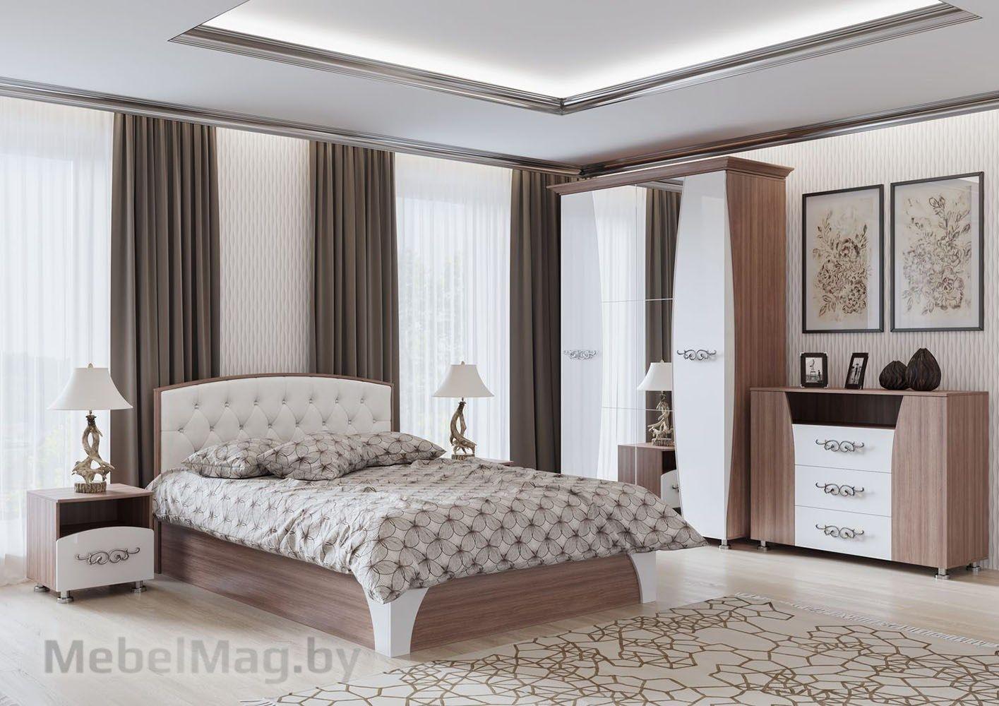 Спальня Лагуна 7 - набор 2