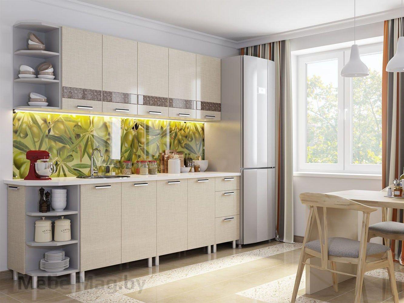 Кухня Лён