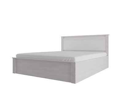 Кровать двойная унив-ая 1,8x2,0 Ясень анкор св./ Сандал св. - Гамма 20