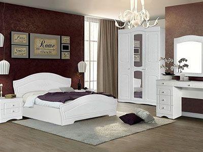 Спальня Шарлота - набор 2