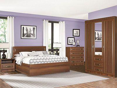 Спальня Линда - набор 1