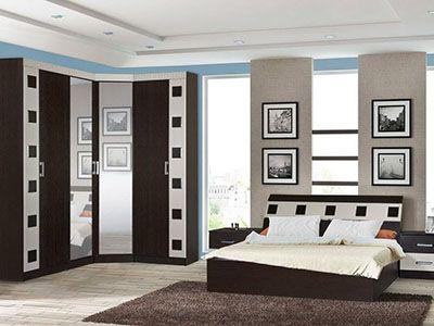 Спальня Версаль - набор 4