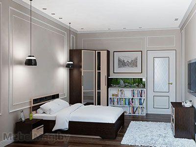 Спальня Эдем 2 - Венге набор 2