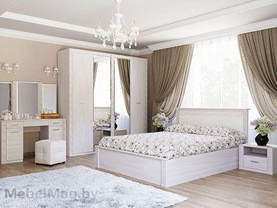 Спальня Гамма 20 - набор 2