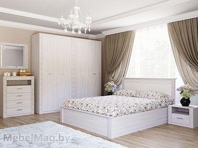 Спальня Гамма 20 - набор 3