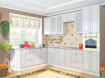 Кухня Классика Сосна белая - набор 1