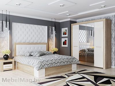 Спальня Лагуна 6 -набор 3