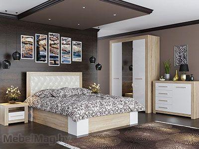 Спальня Лагуна 6 -набор 1