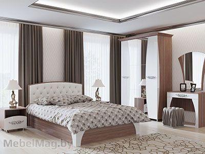 Спальня Лагуна 7 - набор 1