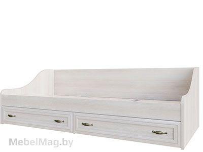 Кровать Без матраца 0,8x1,86 ДМ-09 Сосна Карелия - Коллекция Вега