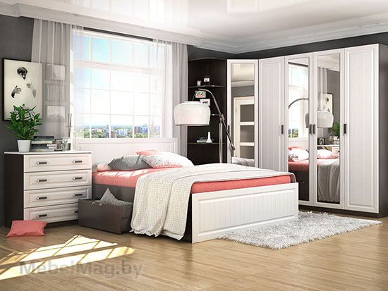 Спальня Прага - набор 1