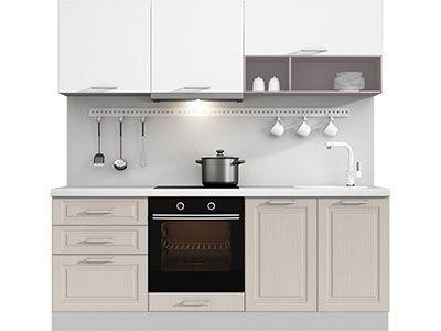 Прямая кухня Estate 2100 VKS043