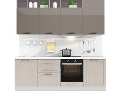 Прямая кухня Estate 2400 VKS114