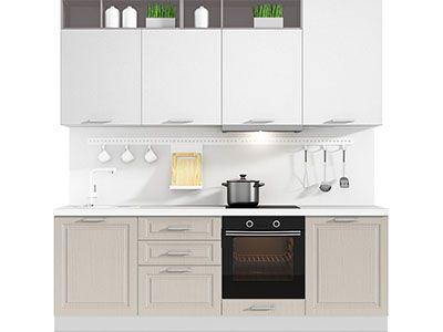 Прямая кухня Estate 2400 VKS113